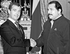 Президент России принял предложение совершить визит в Никарагуа