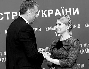 Украина внесла ряд изменений в трехсторонний протокол по контролю транзита газа