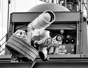 Испытания американских кораблей в Персидском заливе показывают, что боевой лазер становится будничным оружием
