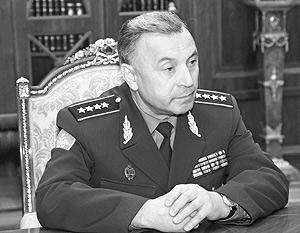 Генерал Николай Макаров заверил депутатов, что военная реформа завершится в срок