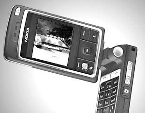В России появилось телевидение для мобильников