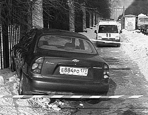 Авария произошла утром 24 февраля на перекрестке проспектов Вернадского и Ломоносовского