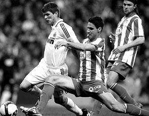 «Реал» и «Атлетико» сыграли вничью