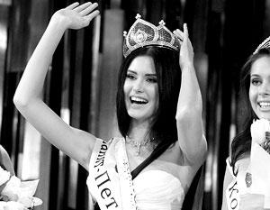 София Рудьева получила право представлять Россию на международных конкурсах красоты