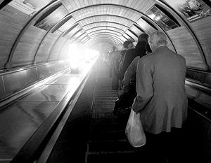 В перспективе эскалаторы метро заменят лифтами