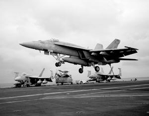 Американской боевой авиации в небе Сирии пришлось отступить за Евфрат после российского ультиматума