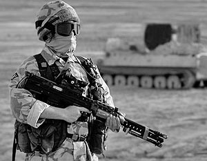 Представитель американской армии заявил, что войска коалиции были обстреляны из дома