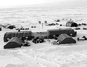 Станция находится в 100 км от Северного полюса