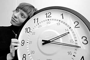 В 2 часа ночи с субботы на воскресенье в России будет установлено летнее время