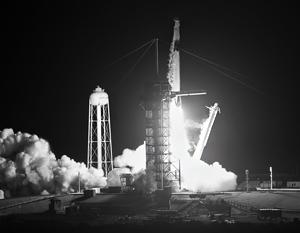 Успешный испытательный полет корабля Dragon-2 сулит изменить положение дел с обеспечением МКС грузами и людьми