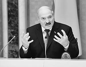 По словам Лукашенко, «создается впечатление, что у нас напряженка с Россией бешеная»