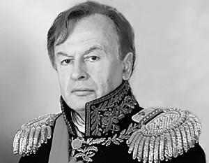 Олег Соколов любил перевоплощаться в полководца Михаила Кутузова