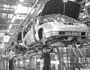 Государство не оставляет надежд на восстановление отечественного автопрома за счет АвтоВАЗа