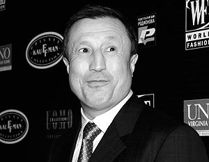Посол Казахстана в России Адильбек Джаксыбеков