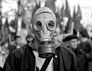 Белорусская акция в память трагедии Чернобыля оказалась в этом году самой малочисленной