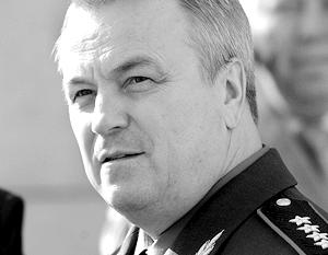 Николай Панков готов бороться с недостойными офицерами