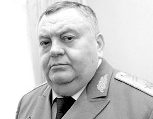 Управлять московской милицией пока будет Александр Иванов, первый зам начальника главка