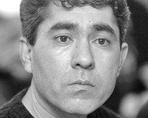 Отец убитой Хуршеды Султоновой Юсуф Султонов