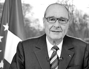 Президент Франции Жак Ширак поставил задачу модифицировать два наиболее спорных пункта этого документа