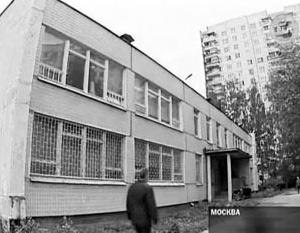 В Москве обстреляли детсад