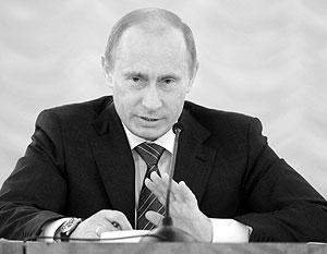 Путин объяснил профсоюзам их обязанности