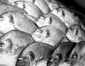 За неделю прирост цен на рыбу составил 0,8%