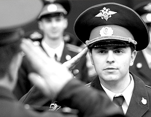 При назначении на должности милиционерам потребуются поручители