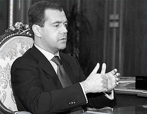 Медведев рассказал о продовольственной безопасности