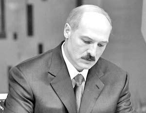 Президенту Белоруссии Александру Лукашенко закрыли въезд в Европу