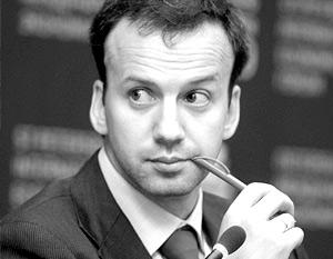 Аркадий Дворкович оглядывается на Китай