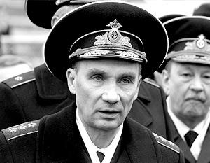 Высоцкий считает, что ГК ВМФ России переедет в Санкт-Петербург позднее