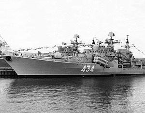 На смену эсминцу проекта 956 «Сарыч» придет корабль нового поколения