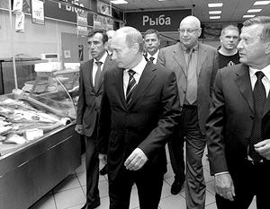 Путин ищет наценку