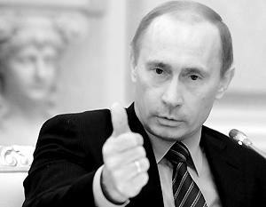 Владимир Путин считает, что новый закон о торговле поможет и продавцам, и покупателям