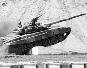 Танки по-прежнему остаются самой мощной боевой единицей сухопутных войск