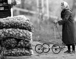 Больше всего дорожает картофель