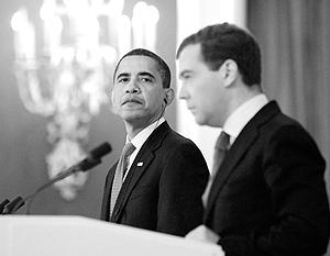 «США несогласны с нынешними границами Грузии. Но мы также не заинтересованы в военном конфликте», - сообщил Обама