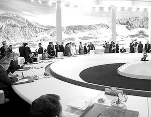 В последний день саммита главы G8 помогли голодающим всего мира 20 миллиардами долларов