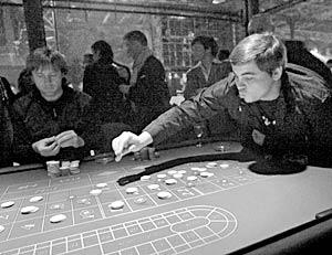 В четверг депутаты и представители игорного бизнеса искали компромисс вокруг законопроекта о регулировании азартных игр