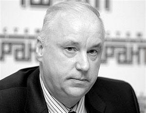 Александр Бастрыкин озвучил ключевые направления работы СКП