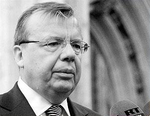 Глава российской димписсии в Лондоне Юрий Федотов