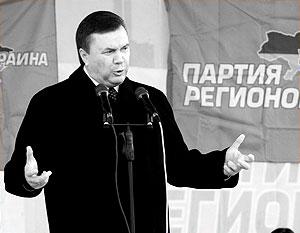 Виктор Янукович охарактеризовал скандал вокруг запрета патриарху Кириллу посетить западноукраинский город Ровно
