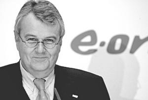 Президент компании E.ON Вулф Бернотат
