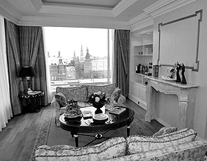 Вид на Кремль обходится слишком дорого