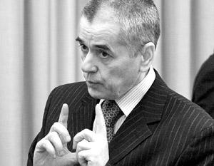 Геннадий Онищенко порой ставит очень сложно выполнимые задачи