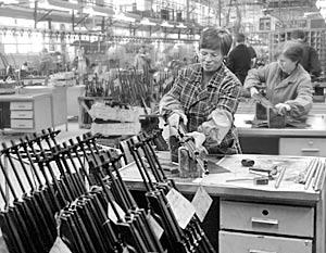 Болгарские автоматы значительно уступают автоматам Калашникова производства завода «Ижмаш»