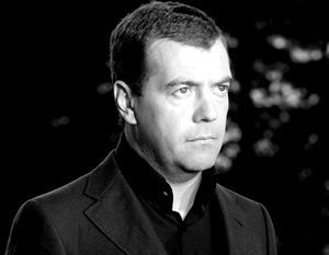 Дмитрий Медведев открыто обвинил Виктора Ющенко в антироссийской политики