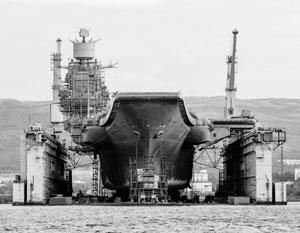 Судя по всему, Россия потеряла один из самых крупных в мире ремонтных доков ПД-50