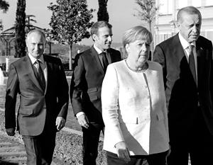 Стамбульский саммит должен ознаменовать начало пути к политическому урегулированию в Сирии