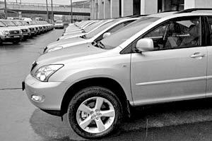 Toyota вышла на третье место по количеству проданных на рынке США автомобилей
